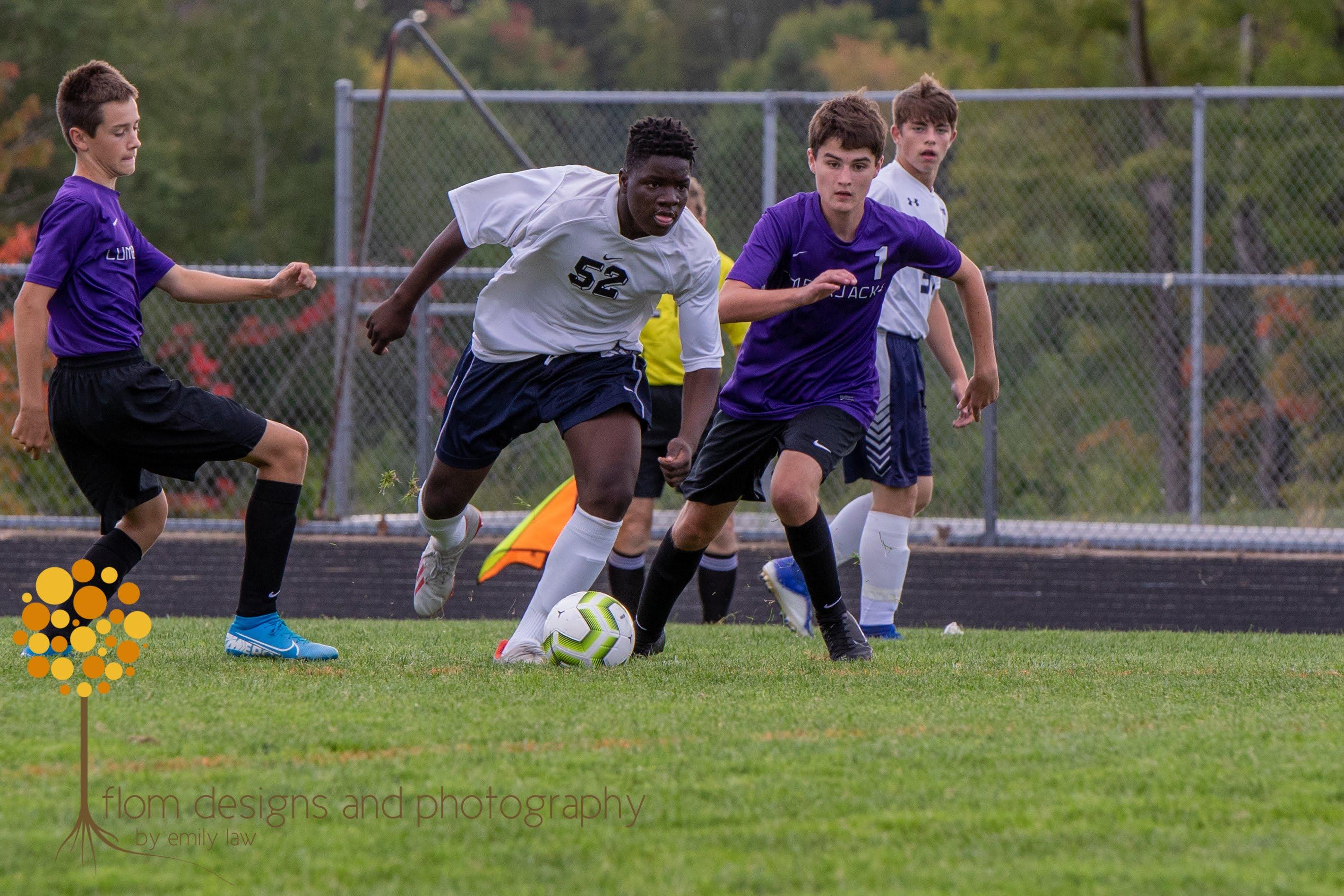 Hibbing Soccer vs Cloquet